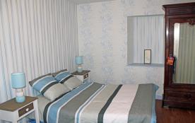 chambre rez de chaussée lit double