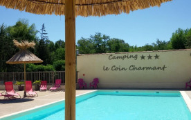 Camping Le Coin Charmant, 26 emplacements, 18 locatifs