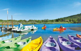 Prés du Verdon: farniente et activités de plein air aux accents provençaux.