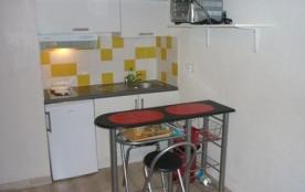 Seignosse Océan (40) - Résidence La Tour, studio de 24 m² environ pour 3 personnes situé à 100 m ...