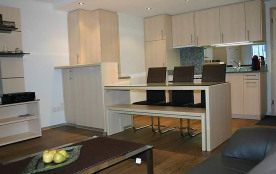 Appartement pour 2 personnes à Saas-Fee
