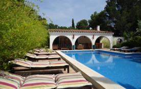 Villa TABOADA –  Les Tres Cales – L'Ametlla de Mar – Tarragone - Costa Dorada -  Catalogne - Espagne