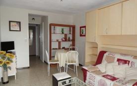 Résidence Cap 68 - Appartement studio de 21 m² environ pour 3 personnes situé à 600 m de la plage...