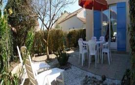FR-1-231-46 - En résidence avec piscine, Maison de type 2 mezzanine avec jardinet clos / 4 person...