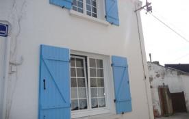 Quiberon - Centre ville - Maison du pays rénovée.