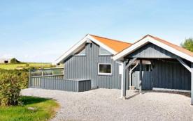 Maison pour 3 personnes à Lemvig