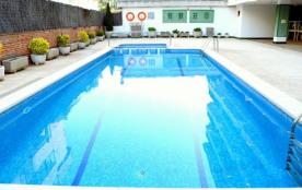 SOLEIL TOSSA con piscina
