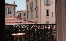 Appartement authentique Nicois