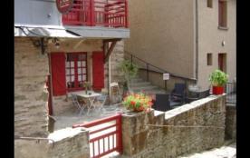 Au nid d'Angèle - Chambres d'hôtes à Conques - 3 jolies chambres d'hôtes situées au village pitto...