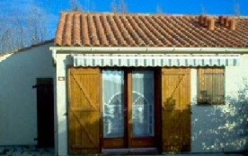 Résidence Les Tamarins, maison 3 pièces de 27 m² environ pour 5 personnes, à 600 m du centre vill...