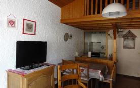 Appartement 2 pièces mezzanine 4 personnes (303)