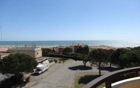 Résidence le Palais de la Méditerranée - Appartement 2 pièces mezzanine avec terrasse, belle vue ...