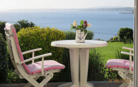Location de vacances Roscanvel prequ'ile de Crozon face à la mer