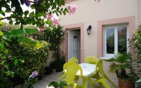 Gîte 3* tout proche LA ROCHELLE à 10 minutes vieux port avec jardinet - Périgny
