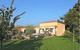 Jolie villa avec piscine aux portes du Luberon