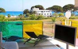 Thalassa, Thalassa - Appartement de luxe première ligne avec vue spectaculaire sur la mer.