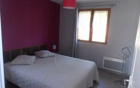 chambre 2 lit en 160cm