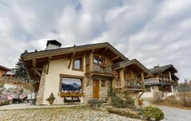 squarebreak, Chalet familial bien ensoleillé face au Mont-Blanc