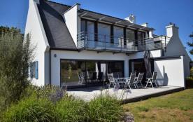 N°282 - Superbe villa 4 étoiles VUE MER avec can