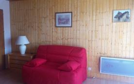 Studio de 30 m² meublé et équipé pour 4 personnes.