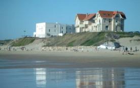 Appartements dans villa Arcachonnaise, site d'exception en front de mer