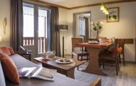 Résidence Les Bergers - Appartement 2 pièces 5/6 personnes Supérieur