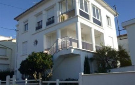 ROYAN Plage du Chay : APPARTEMENT VUE MER face au Garden Tennis