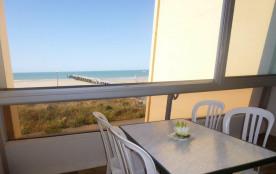 Appartement 3 pièces de 72 m² environ pour 6 personnes située à 50 m de la plage, dans le quartie...
