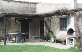Gîtes de France Gîte le Cabanon à Trigance.