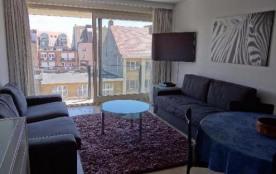 2 slaapkamer appartement met zonneterras en parking