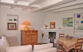le petit cottage pièce à vivre
