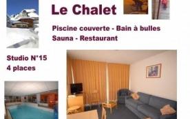 FR-1-260-11 - LE CHALET - Piscine