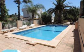 Une villa pour les amoureux du farniente, piscine privée, proche de la mer, vue mer, wifi