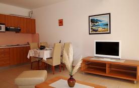 Appartement pour 2 personnes à Rab/Kampor