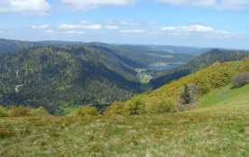 La vallée des Lacs
