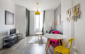 Appartement Lyon Villeurbanne à 5mn du tramway