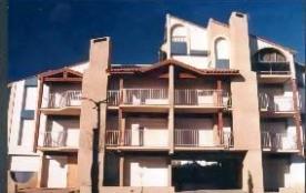 Résidence Eolia - Appartement 1 pièce situé à 250 m de la plage et des premiers commerces.