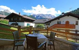 Appartement pour 2 personnes à Selva Gardena Wolkenstein