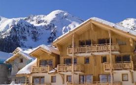 Résidence Le Parc des Airelles - coin montagne (BCW)