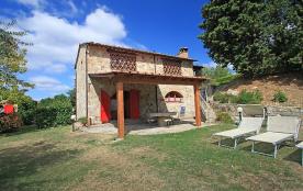 Maison pour 4 personnes à Badia a Passignano