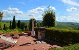 Maison pour 6 personnes à Castelfiorentino