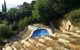 Jolie villa pour 8 personnes avec petite piscine