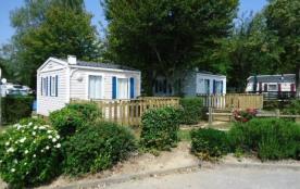 Camping La Presqu'île de Champaubert, 190 emplacements, 49 locatifs