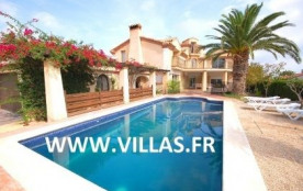Villa DV PAT - Agréable villa indépendante, avec piscine privée, pouvant accueillir 6 personnes.