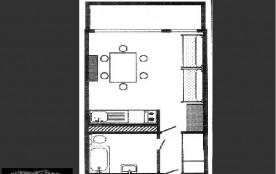 Studio 2 personnes (606)