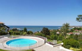 FR-1-4-343 - Résidence Hegoa – avec piscine collective dans quartier résidentiel