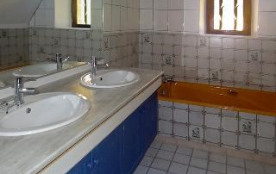 Sa salle de bain/toilette