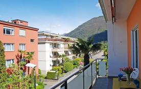 Studio pour 2 personnes à Ascona