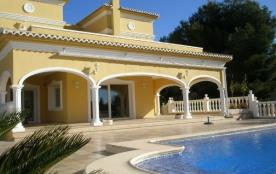 Villa Met prive-zwembad te Calpe