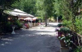 Camping Le Haut Verdon, 96 emplacements, 13 locatifs